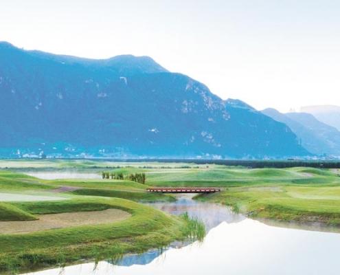 Golfanlage Eppan
