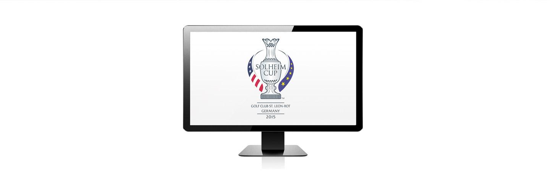 Solheim Cup im TV