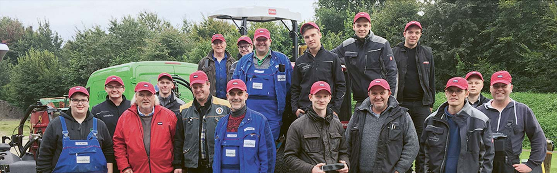 Sommerfeld Werkstatt Team