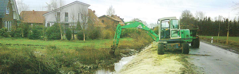 Entwässerung