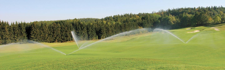 Golfplatzberegnung