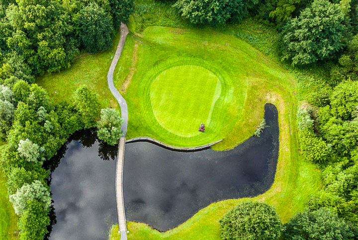 Golfplatz-Spezialist